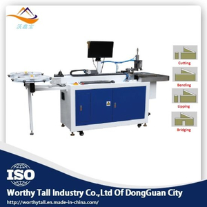 Multifunctional Auto Bending Machine for Label Dies/Bender Machine for Packing