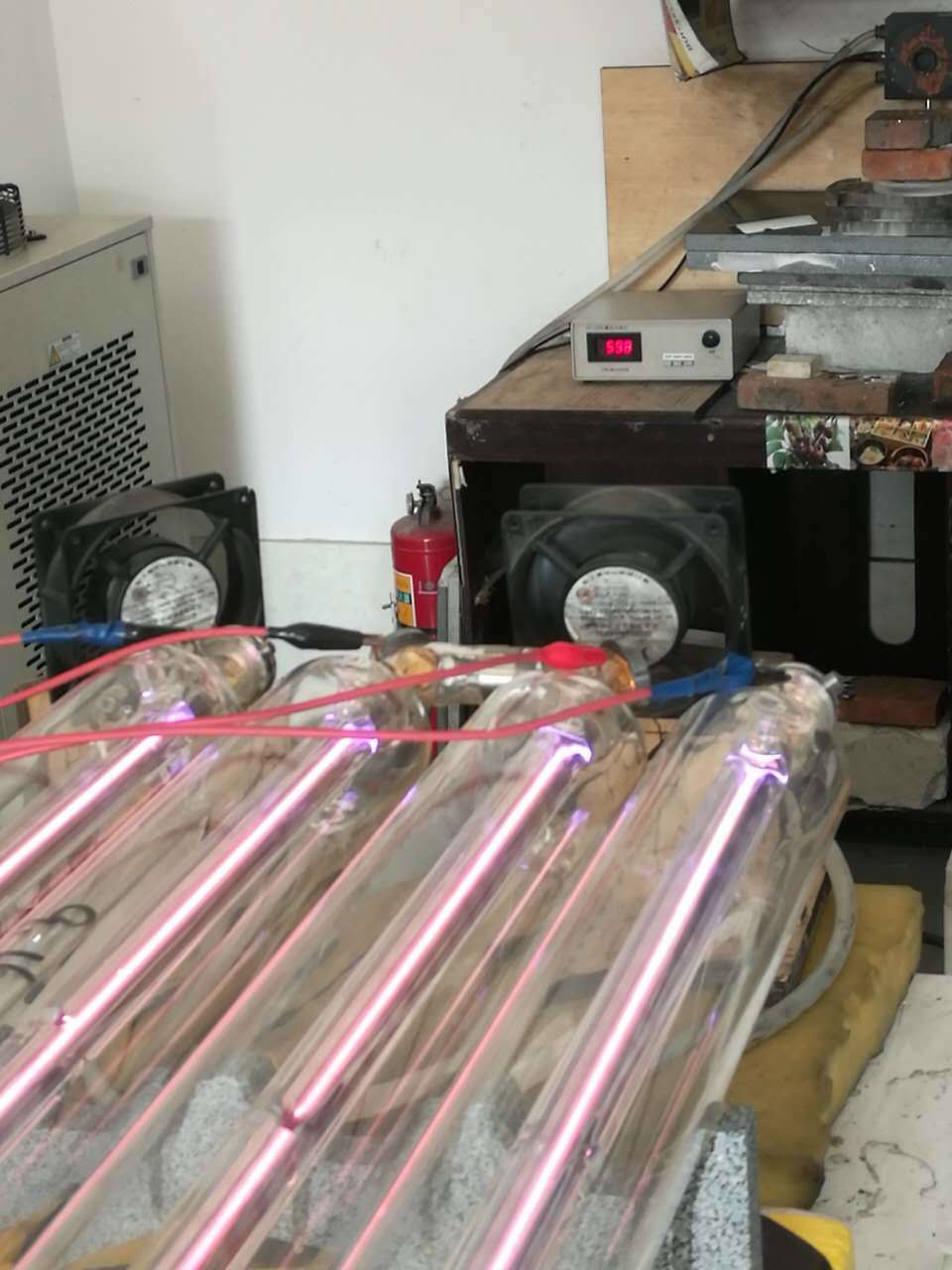 600W CO2 Laser Tube for Cutting Stainless Steel