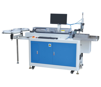 Computer auto blade bender machine has huge market in shoe product manufacturing industry