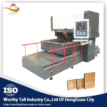 Die board laser cutting machine Common troubleshooting