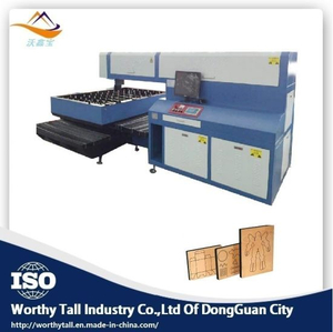 400W Laser Die Cutting Machine for Laser Die