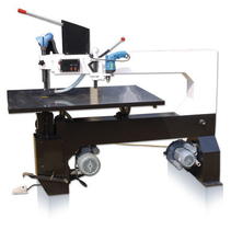 Wood Ripping Saw Machine for Die Cutting